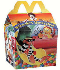 McDonalds Happy Meals Were Created In The Mid 70s By Marketing Manager Bob Bernstein He Took Idea Of A Kids Size Portioned Meal And Added