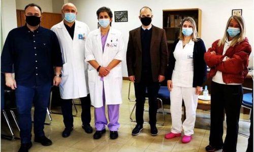 Η Θεσσαλονίκη εκπέμπει σήμα κινδύνου. Τα νοσοκομεία ανά την χώρα και το νοσηλευτικό προσωπικό σπεύδει να βοηθήσει αποδεικνύοντας ότι το καθήκον προς το συνάνθρωπο είναι πάνω από όλα.