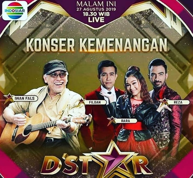 Hasil Konser Kemenangan D'star Indosiar - IGINDOSIAR