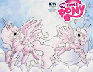 My Little Pony Friendship is Magic #16 Comic Cover Double Variant