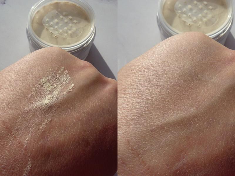 Laura Mercier Translucent Loose Setting Powder puder do wykończenia makijażu