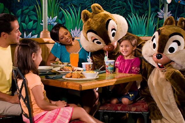 10 restaurantes para a família em Orlando