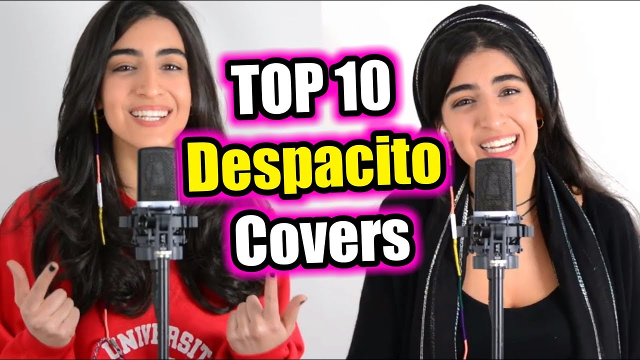 Top 10 Best Despacito Covers - Viral Video marketing