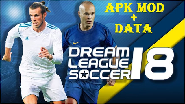 Download DLS 18 – Dream League Soccer 2018 Apk Mod Data