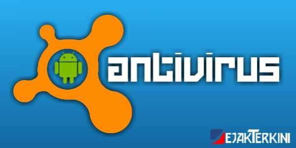 pasang antivirus