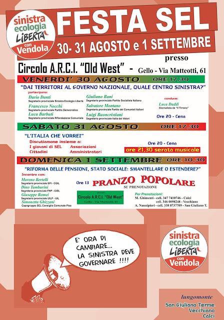 Pubblicato da Gabriele Santoni a giovedì d653ae286fe