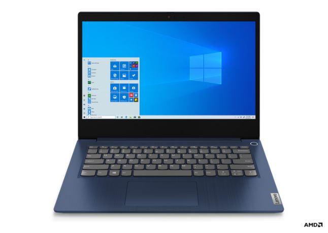 Lenovo Ideapad 3 14ADA DPID, Laptop Murah untuk Pelajar Bertenaga AMD 3020e