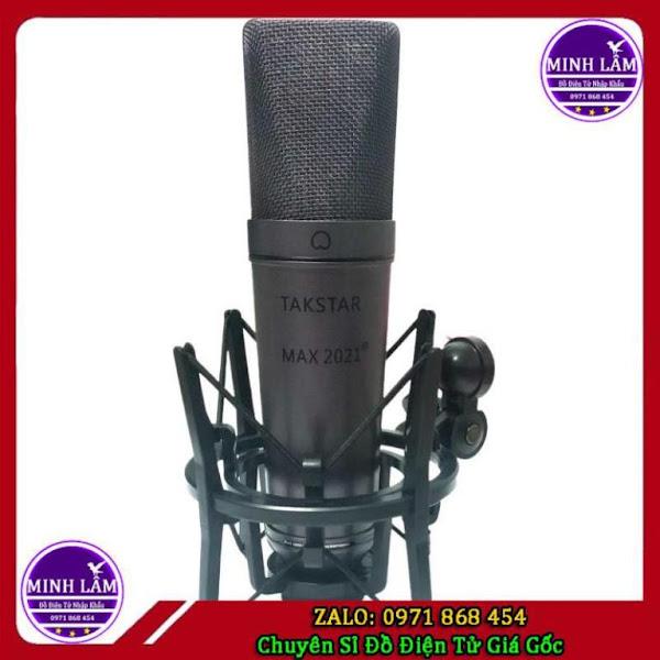 Microphone TAKSTAR MAX 2021