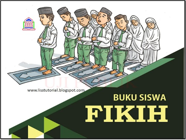 Download Buku Fiqih Kelas 2 MI Kurikulum 2013 Revisi 2019