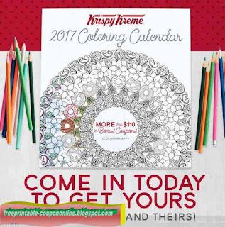 Free Printable Krispy Kreme Coupons