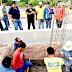Alcalde de Villa Montes inspecciona construcción de la ciclo vía