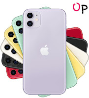 ألوان هاتف iPhone 11
