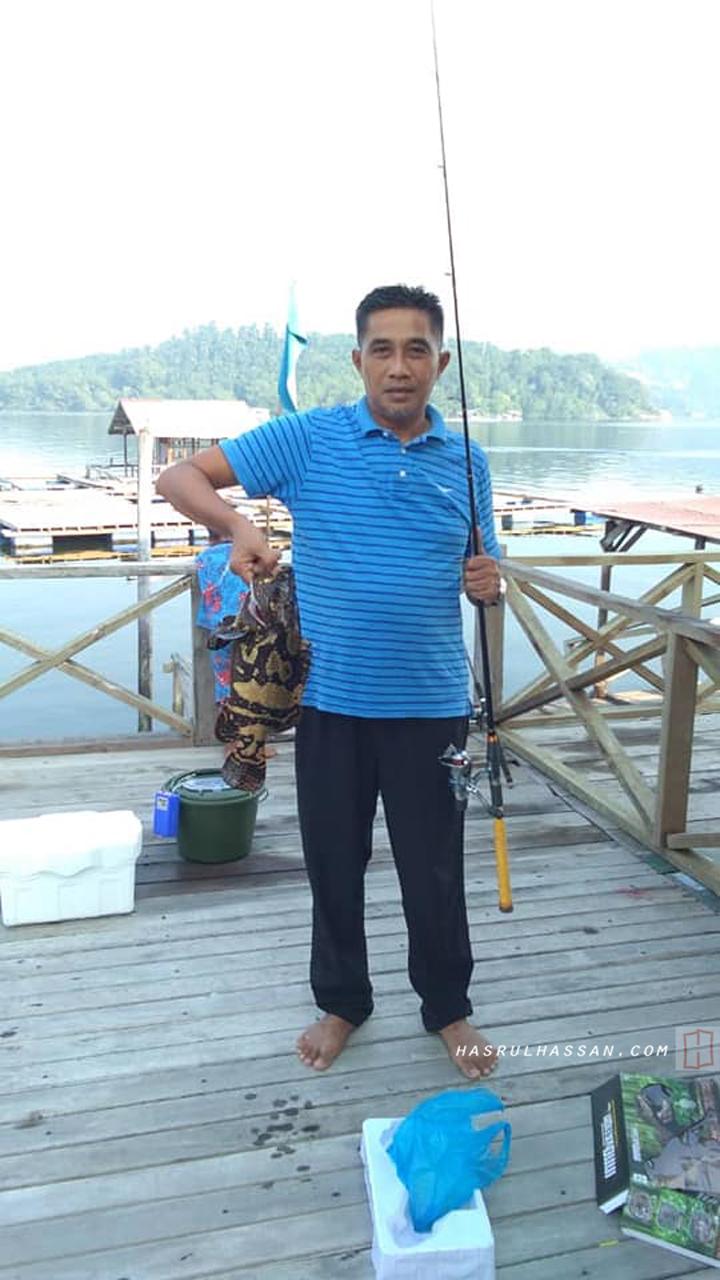 Kerapu Hibrid Chalet Ibrahim