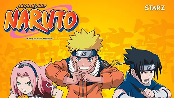 Download Naruto (2002-2007) English Dubbed