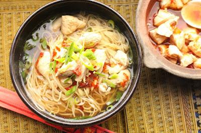 poulet et piments fermentés au sel duo ziao