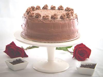 Rose cake photos