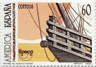 V CENTENARIO DEL DESCUBRIMIENTO DE AMÉRICA