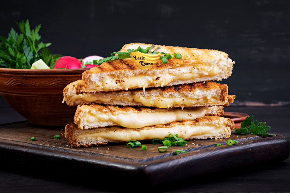 Mayonnaise Sandwich Recipe in Hindi