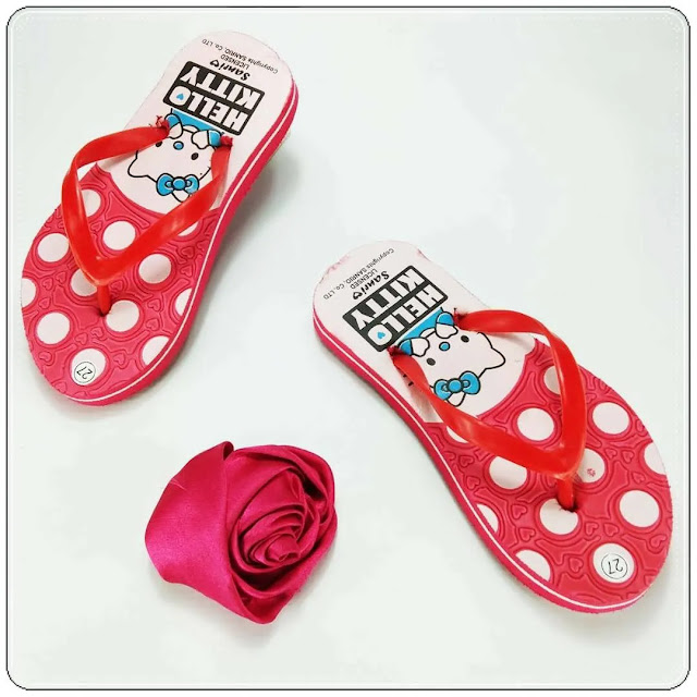 Grosirsandalmurah.net - Sandal Anak - AB Love Hellokity Anak