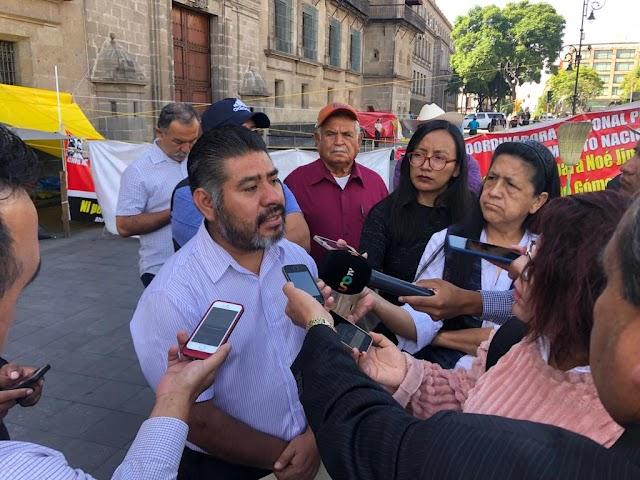 CNPA MN EXIGE A AMLO RECTIFICAR POLITICA MIGRATORIA, PRODUCTIVA Y COMERCIAL EN MEXICO