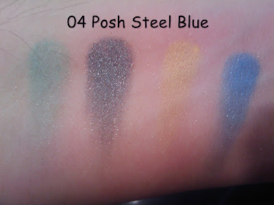 swatches oriental lavish