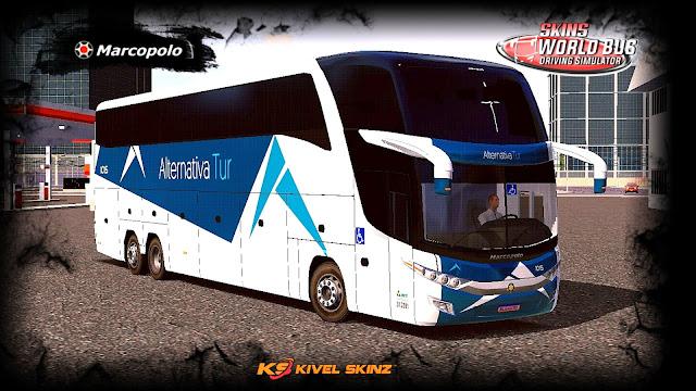 PARADISO G7 1600 LD - VIAÇÃO ALTERNATIVA TUR