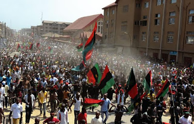 """y """"Please Allow Igbo Go With Biafra"""" - Northern Youths Writes To Osinbajo"""