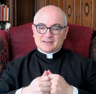 Pe José Antonio Fortea, exorcista na diocese de Alcalá de Henares