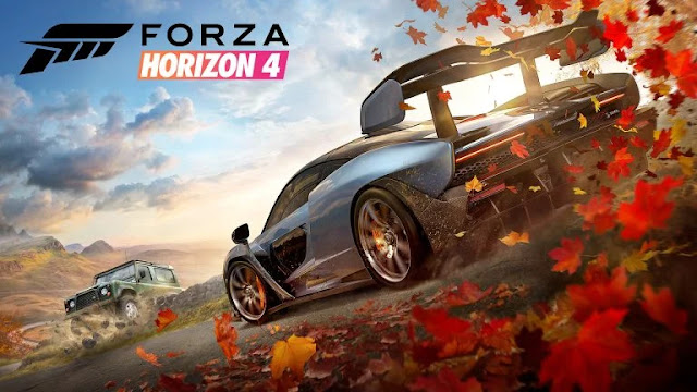 Forza Horizon 4 Becomes Top Seller Game Twice on Steam