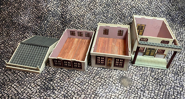 28mm MDF Dragonfrog Asian/Chinese Shop