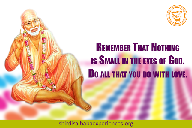 Please Guide Me Babaji - Anonymous Sai Devotee