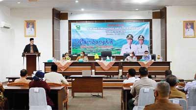 Musrenbang RPJMD Kabupaten Solok 2021-2026 Dimulai