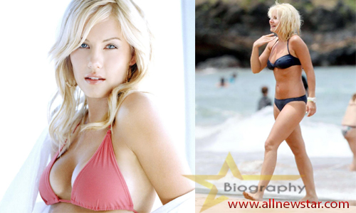 Elisha Cuthbert Body Measurements