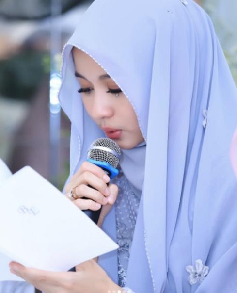 Majlis Khatam Quran Sempena Nikah Laudya Cynthia Bella Dan Engku Emran