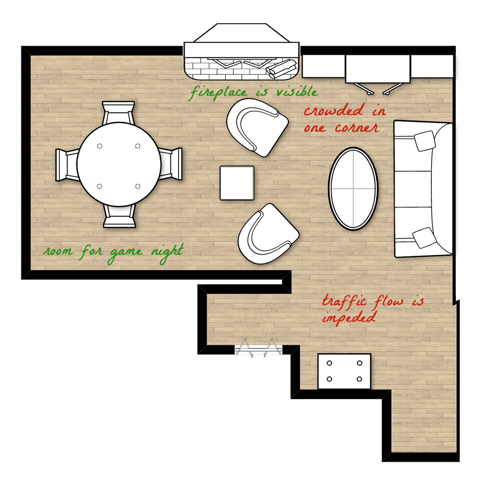 basement remodel, basement layout, basement ideas, one room challenge basement