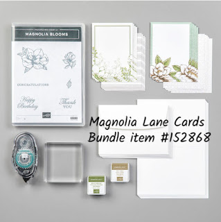 Magnolia Lane Card Bundle