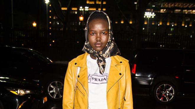 Magazine publishes wrong image of black model