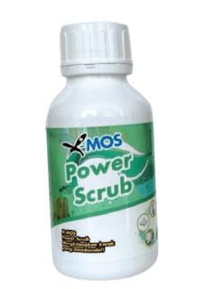 X-MOS | Power Scrub  Mulai dari Rp 80.000,00, isi 500 gram