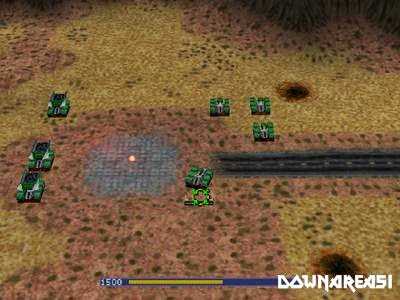War Zone 2100 PS1 Game