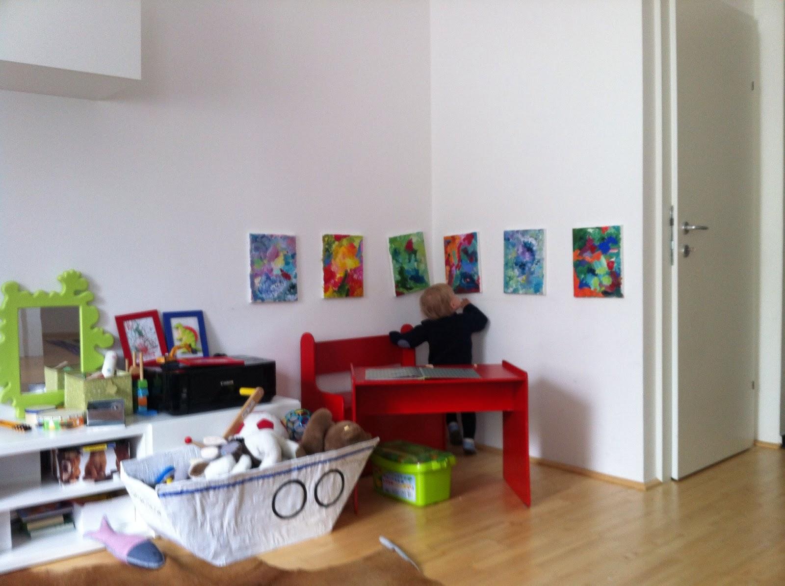 Happy Birthday Nonno Lorenz Neue Spielecke Im Wohnzimmer