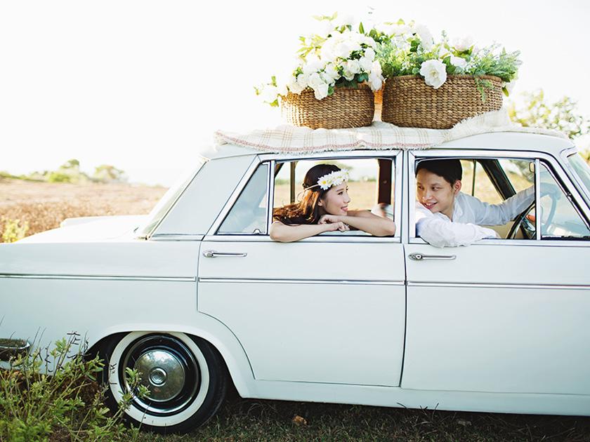 Tips Foto Prewedding Konsep Casual Agar Lebih Indah dan Sempurna