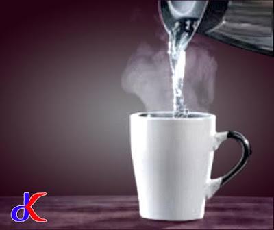 Air putih hangat – Baik bila dikonsumsi secara rutin | Bagian 1
