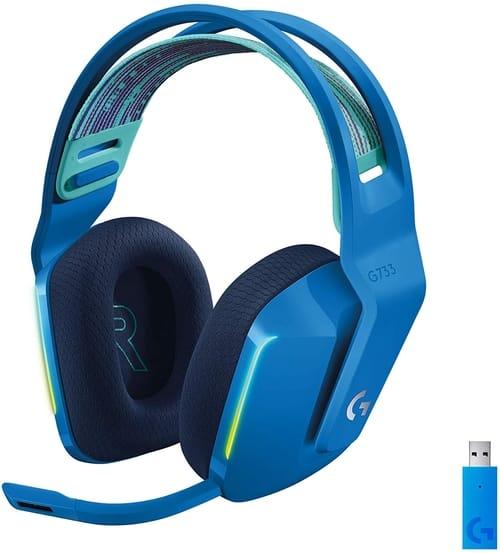 Review Logitech G733 Lightspeed Wireless Gaming Headset