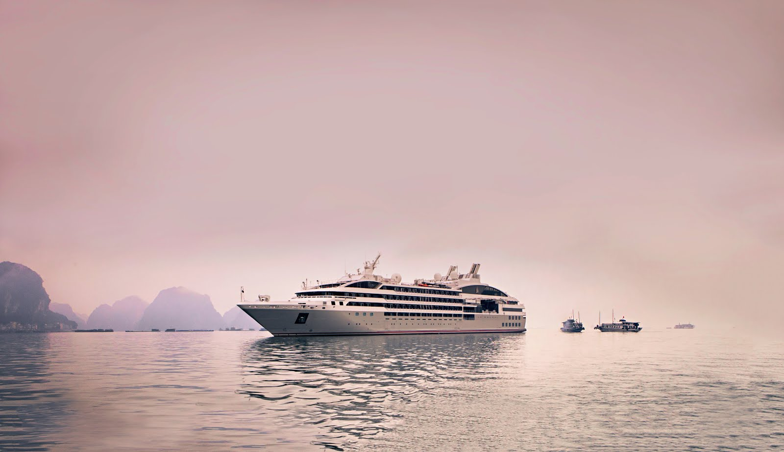 Top Cruise Routes in Asia