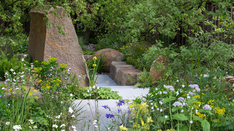 The M&G Garden Chelsea Flower Show