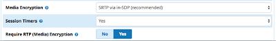 Настройка TLS и SRTP в Asterisk 13