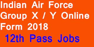 Indian Air Force X & Y Airmen