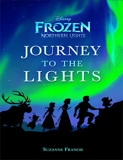 Poster Lego Frozen Northern Lights
