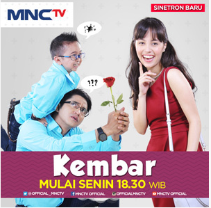 Lagu Daus Mini - Baby I Love You Mp3 Ost Kembar Terbaru