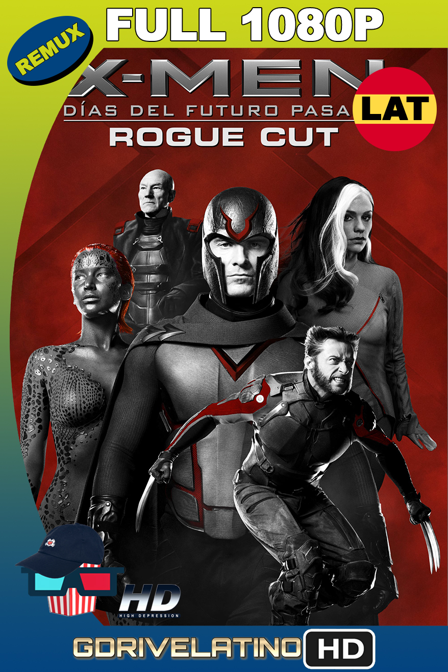 X-Men : Días del Futuro Pasado (2014) THE ROGUE CUT BDRemux 1080p Latino-Ingles MKV